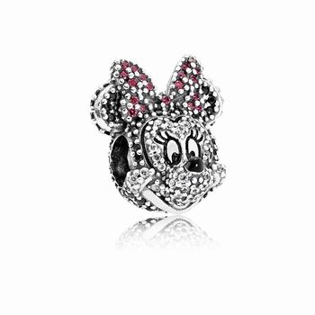Pandora Disney Silver Limited Edition Minnie Charm 791796NCK